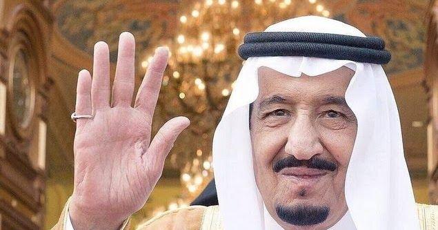 RAHASIA Raja Salman Memakai Cincin di Jari Kelingking, Ternyata Mencontoh Nabi Muhammad SAW
