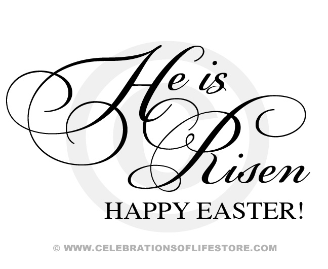 easter scripture clipart - photo #48