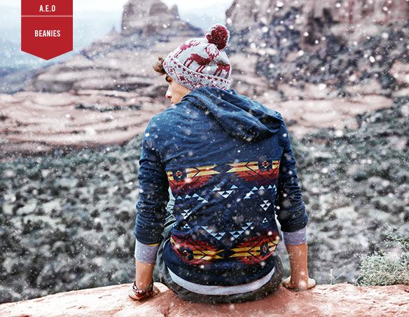 Winter Hats for Men: Mens Winter Hats | American Eagle Outfitters