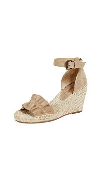 SPLENDID BEDFORD WEDGE ESPADRILLES. #splendid #shoes #
