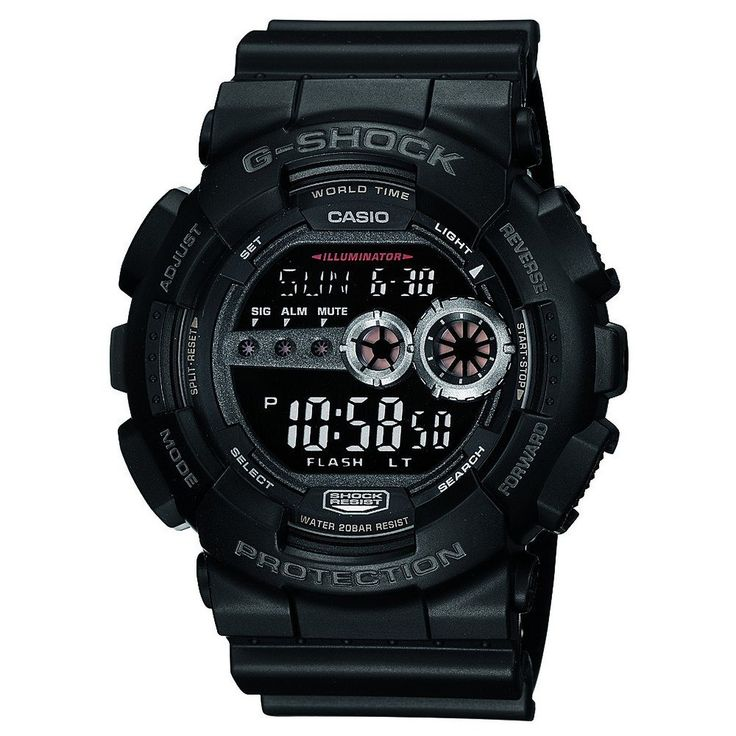 Come check out our new item: Casio G Shock GD ...! It wont last long at this price! So click -> http://www.tribbledistributionss.com/products/casio-g-shock-gd-100-1b-watch?utm_campaign=social_autopilot&utm_source=pin&utm_medium=pin before they are gone!!