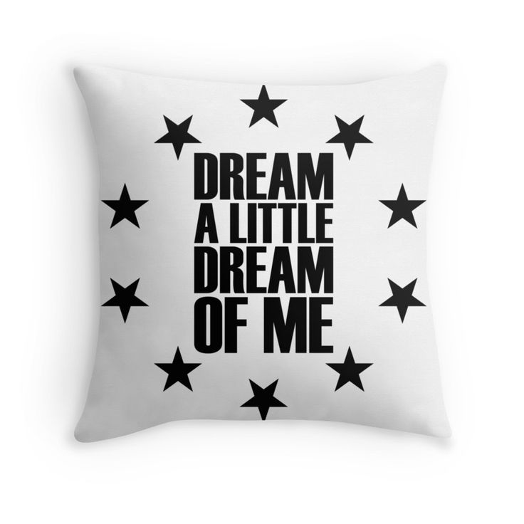 """Dream"" Throw Pillows by Gay Essential"