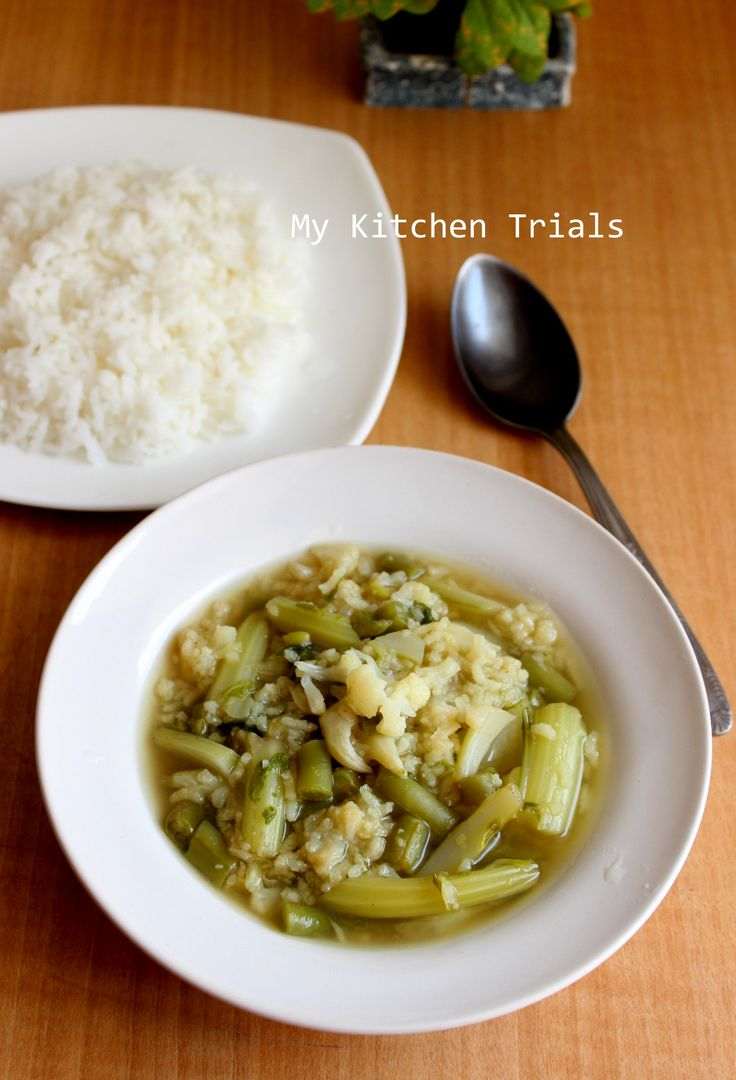 The other dayI had lunch at my friend's place. It was a fabulous lunch with the Kerala Matta rice (red rice)and coconut oil based curries and sambar. It was a feastfor me. And it would hav…