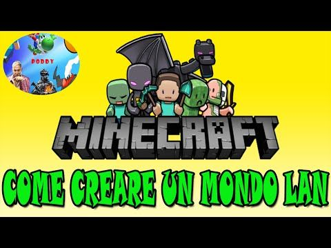 TUTORIAL Minecraft#03 - Come creare un mondo LAN e invitare amici [FULL-HD] - http://dancedancenow.com/minecraft-lan-server/tutorial-minecraft03-come-creare-un-mondo-lan-e-invitare-amici-full-hd/