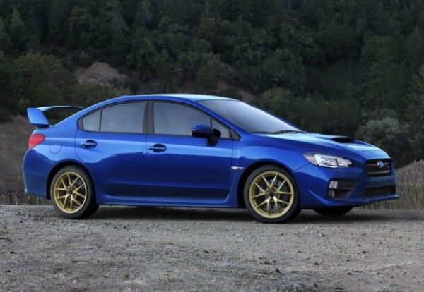 you can easily get your hands on new 2016 Subaru WRX STI, as well as on base WRX Impreza.