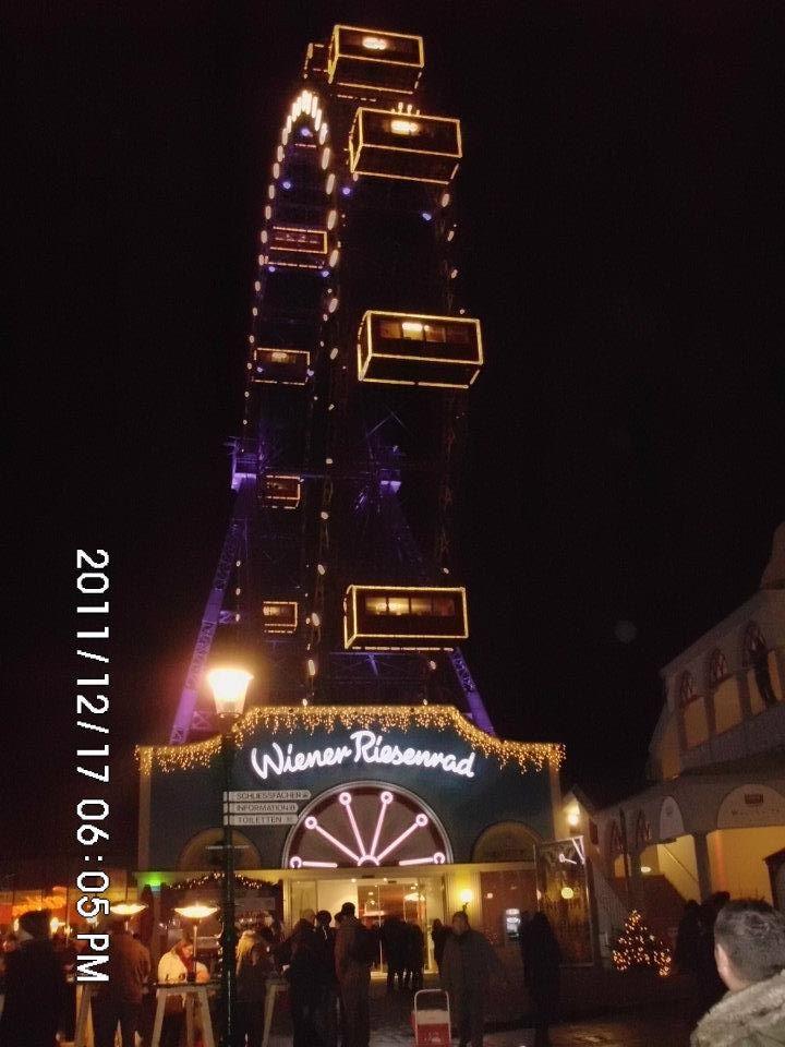 Wiener Prater în Wien, Wien