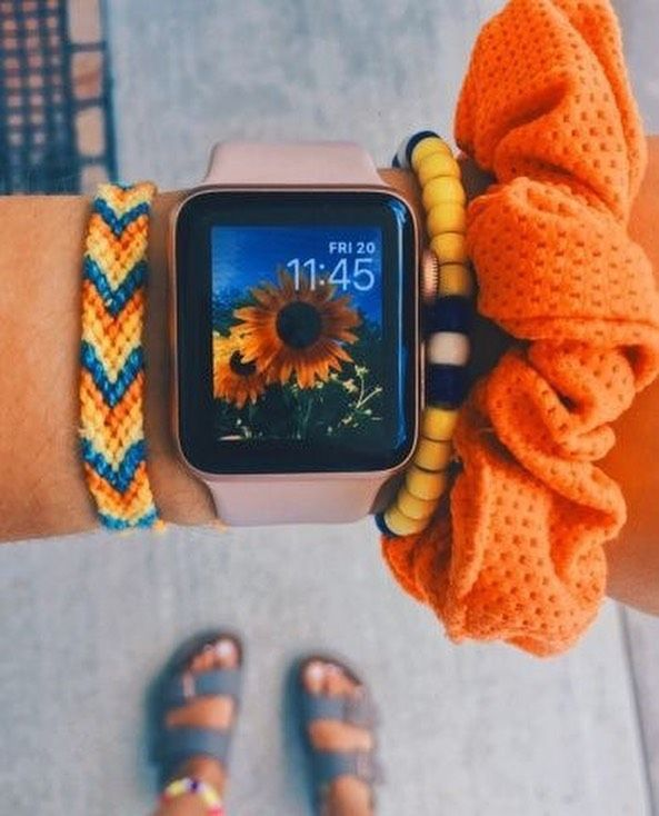 """VSCO💓 on Instagram """"apple watches!💙 q do you have an"""