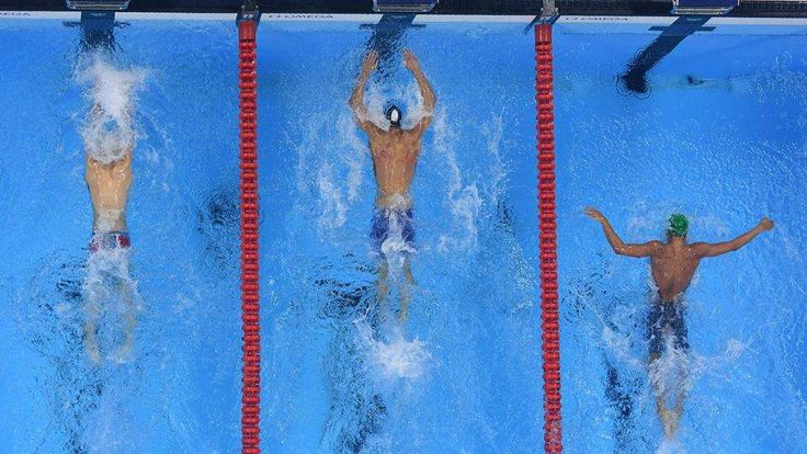 Could the design of the pool in Rio be fueling Olympic swimming records?  - August 10, 2016