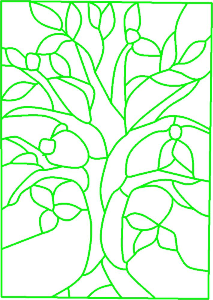 37 best stain glass patterns images on pinterest stained for Garden of eden xml design pattern