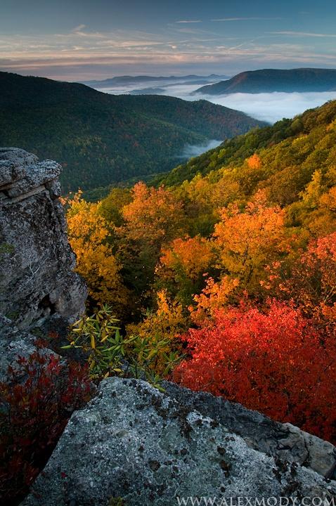 Monongahela National Forest, West Virginia