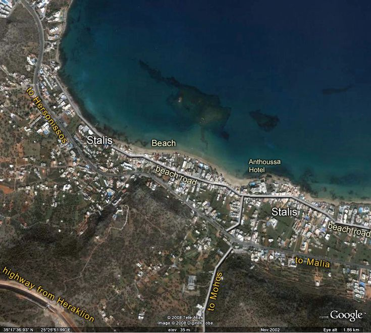 Stalis, about Stalis in East Crete