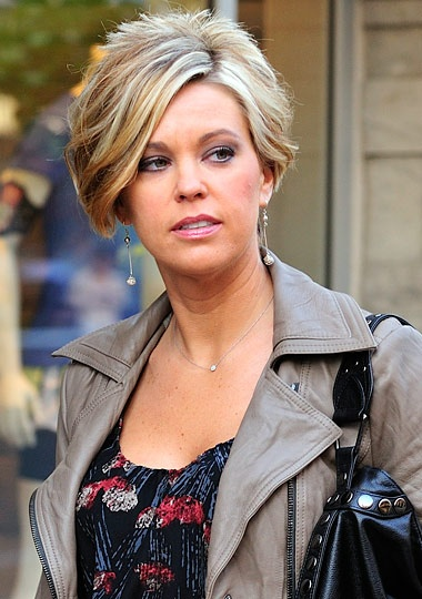 Kate Gosselin's Changing Hairstyles Pictures: Kate Plus 8: TLC