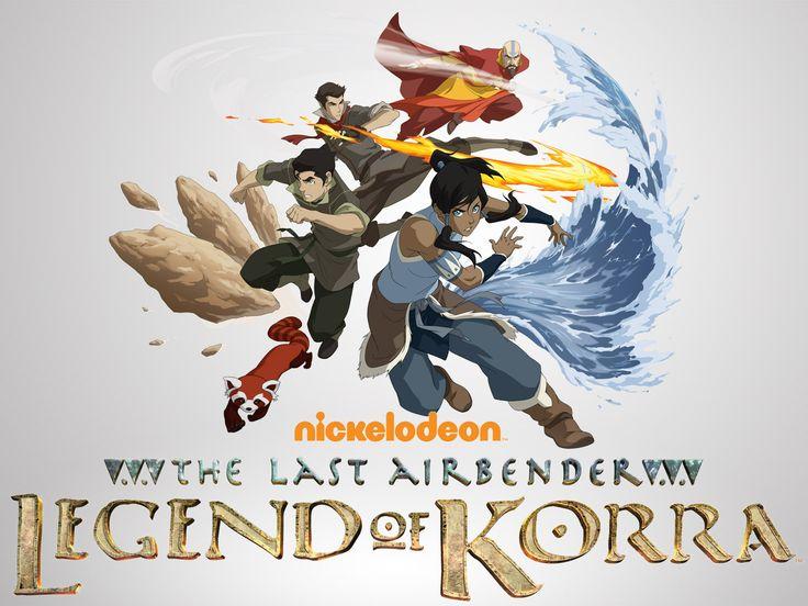 Avatar : Le Dernier maître de l'air / La Légende de Korra | Hooper.fr