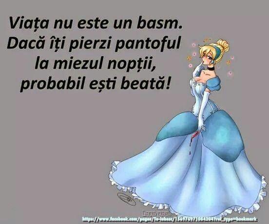 Adevărat!Nu te mai crede o prințesa dacă ți se întâmplă!