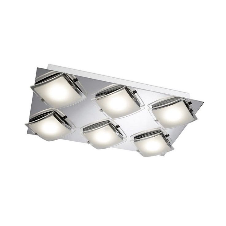 Plafonnier Infinity 6 LED