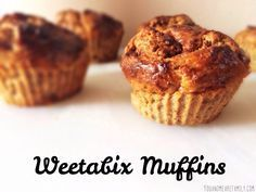 Slimming World Weetabix Muffins (these are Syn free if you use weetabix as healthy extra b)
