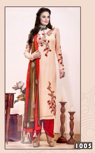 Rang Georgette Collections