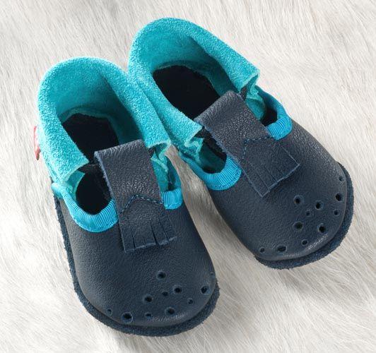 Pololo Hausschuhe - Andale – blau/hellblau - 18/19 - 25% Rabatt | eBay