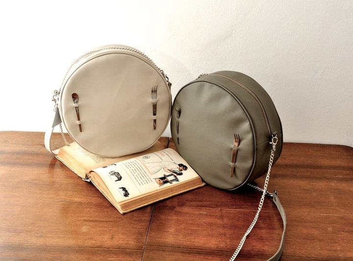PickNeek bag by BURP. Useful whenever you decide to eat out :)