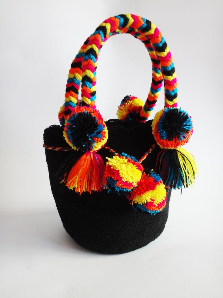 Wayuu mini bag III