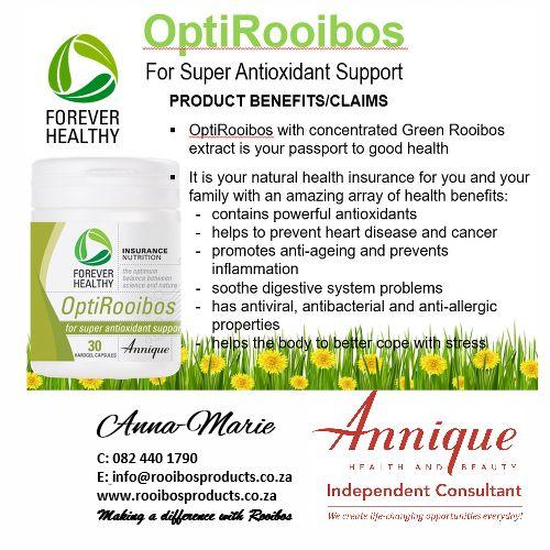 OptiRooibos  #rooibosproducts