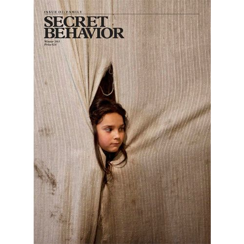 Secret Behavior: Issue 02 from Magic Pony