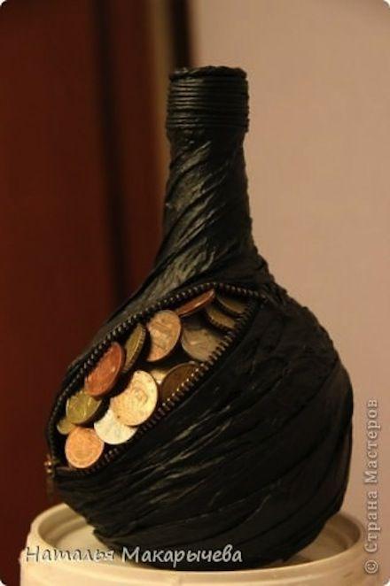 Váza a strom s peniazmi