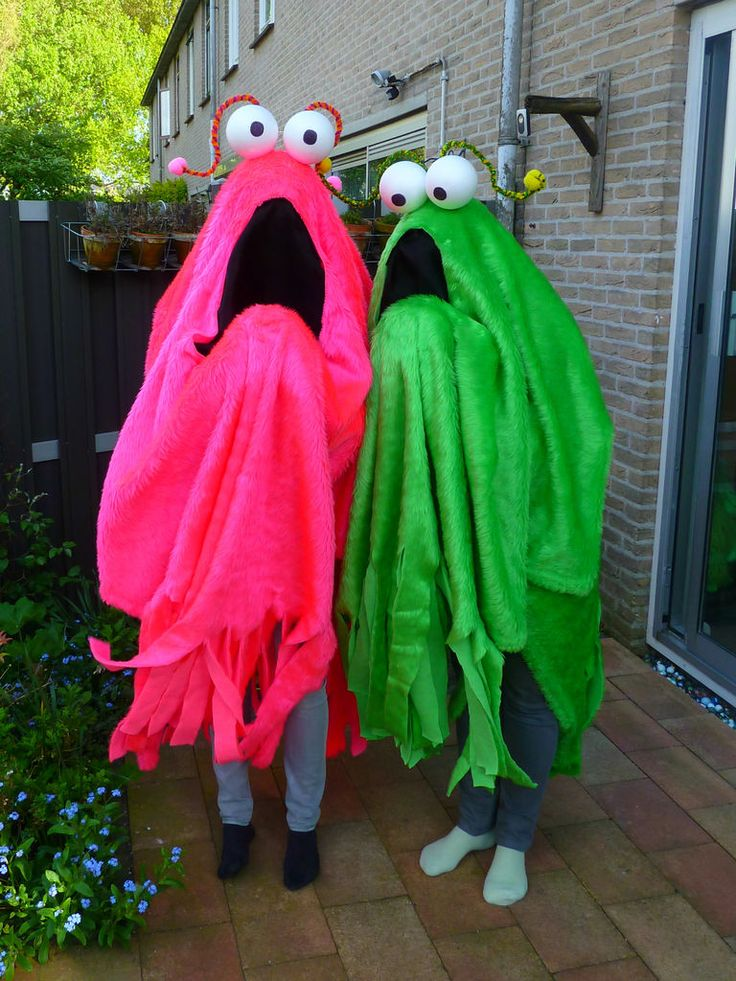 Muppet Martian (YipYip) Costume Tutorial