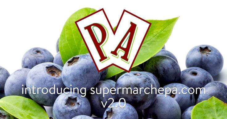 Supermarché PA / Épiceries Montreal • du Parc • du Fort • Samson Laval