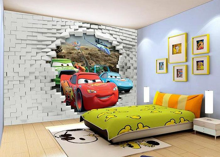 100 Kids Room Wallpaper Design Ideas 2018 Kids Room Wallpaper