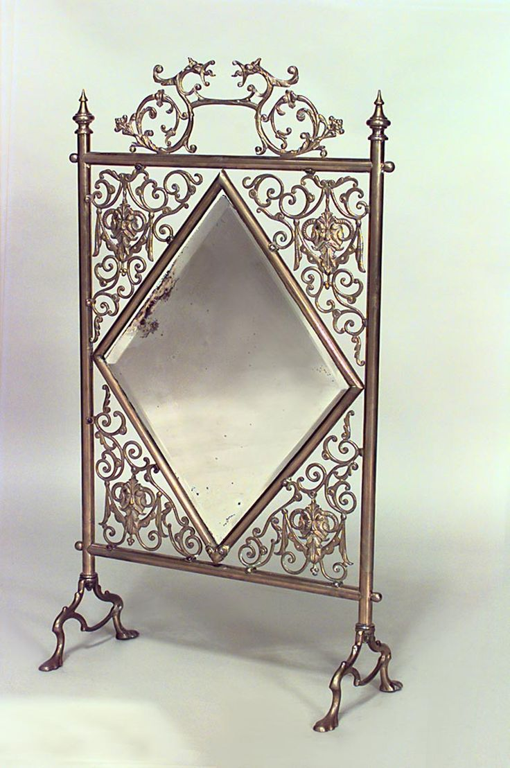 108 best Victorian Fireplace Screens images on Pinterest ...