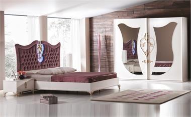 Clarinda Yatak Odası