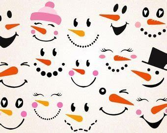 Afbeeldingsresultaten Voor Cute Snowman Faces To Paint