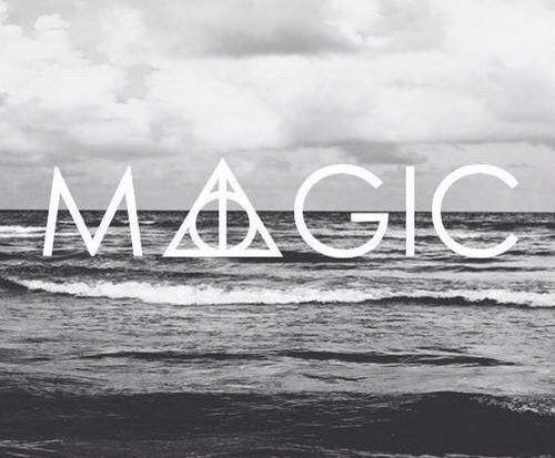 Magic is real !