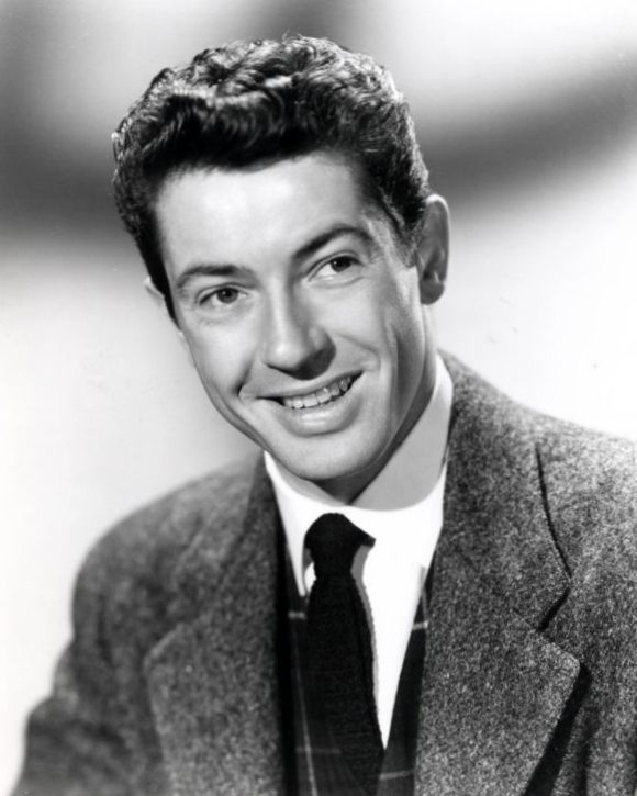 """Farley Granger (1925 - 2011) He appeared in """"Strangers on a Train"""", """"Rope"""" and other movies"""