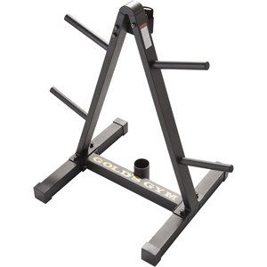 Gold's Gym Weight Plate and Barbell Storage Rack...$34.97 @ WMSC