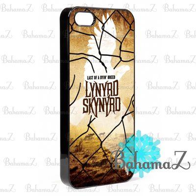 New Rare Lynyrd Skynyrd Last Of a Dyin Breed iPhone 5 5S Case | Bahamaz - Accessories on ArtFire