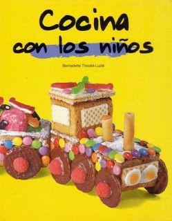 Actividades para Educación Infantil: Libro Cocina con los niños