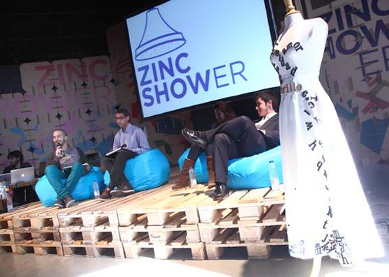 Creadores de ideas en Zinc-Shower Matadero Madrid