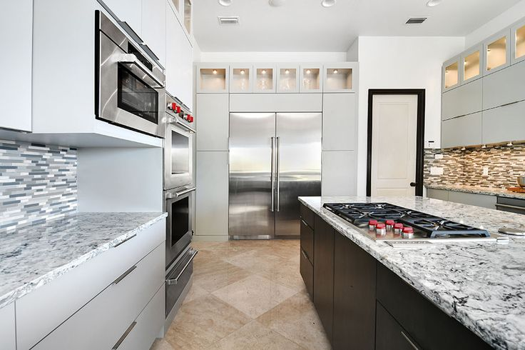 A #kitchen renovation caters to a home grower and eco-friendly client