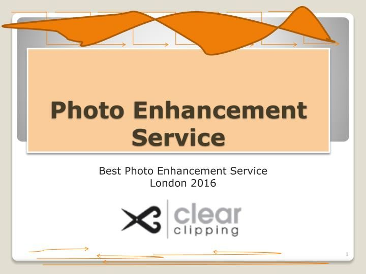 Get best unparalleled photo enhancement services at decent prices. www.clearclipping.com  #PhotoEnhancementServices