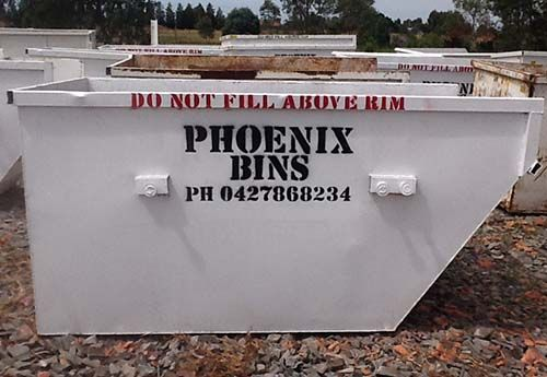 Our 4 cubic metre skip bins are now available for hire!