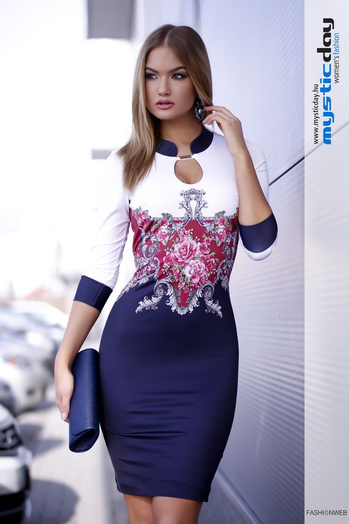 12a7ee81d7 Mystic Day divatnagyker 2018 női ruhák Madár Veronika#75745 ...