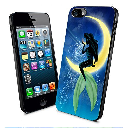 Little Mermaid in the Moon Sparkling Iphone and Samsung Galaxy Case (iPhone 5/5s Black) Generic http://www.amazon.com/dp/B00VFVF0AI/ref=cm_sw_r_pi_dp_Zafqvb0Q0Y1XC