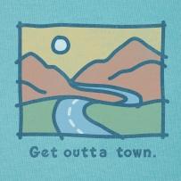 Get Outta Town #roadtrip