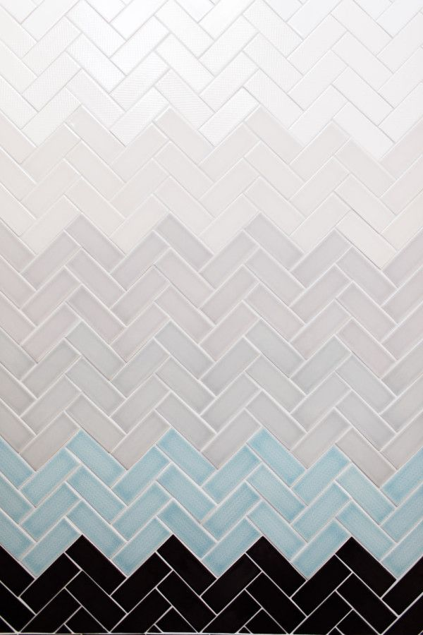 Tactile Subway Tiles: An Updated Spin on a Design Classic                                                                                                                                                                                 More