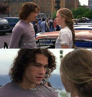 Have to write an essay on taming of the shrew and 10 things i hate about you??