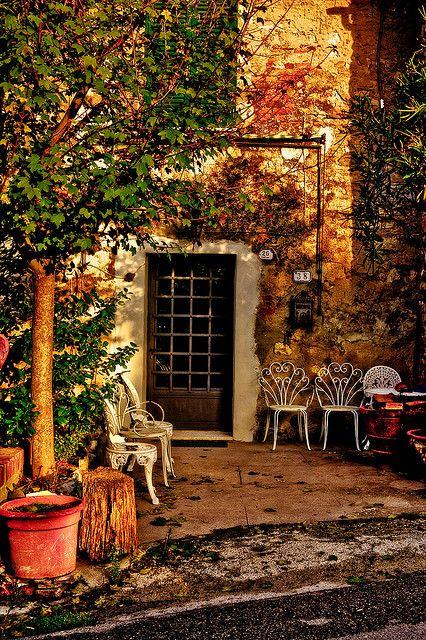 The village of Lano,  Province of Florence , Tuscany region, Italy.  ASPEN CREEK TRAVEL - karen@aspencreektravel.com