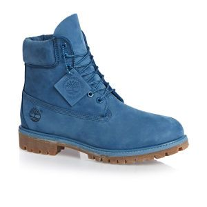 Timberland Boots - Timberland 6'' Premium Boots - Strong Blue Monochrome