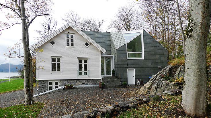 Driv Arkitekter | Bestemorstua Cabin Norway Hallway Staircase Wood Interior Door Architecture Oslo Arkitektur